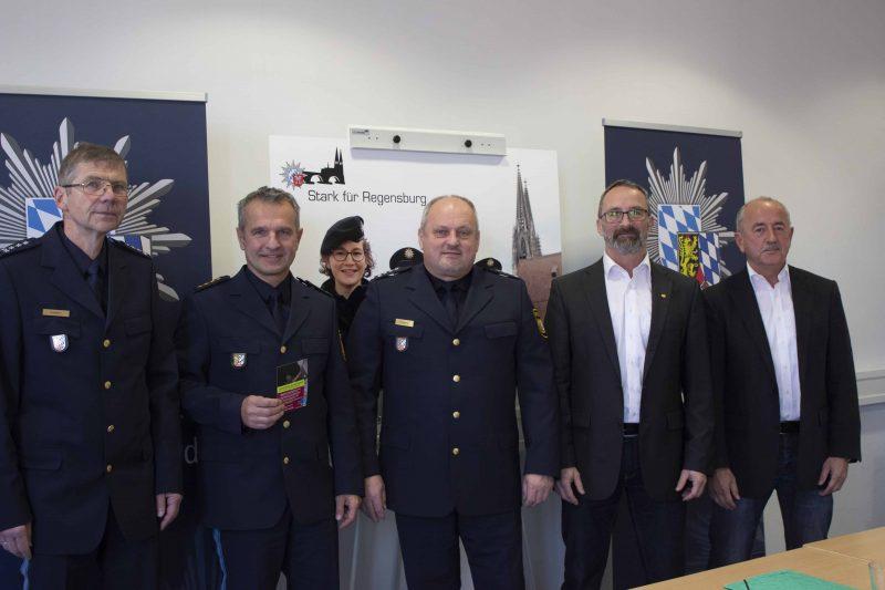 Stark für Regensburg Polizei: Sicherheit für Weihnachtsmärkte