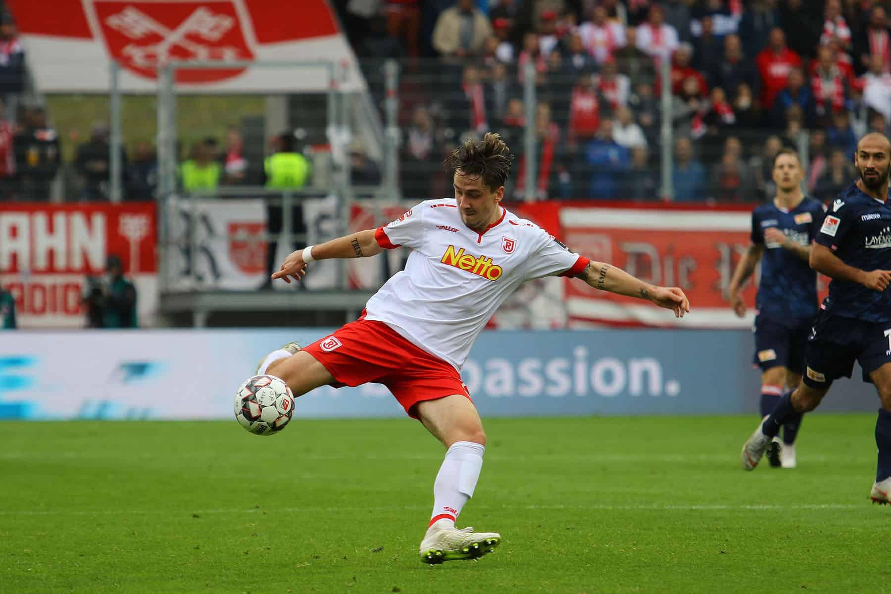 Jahn Regensburg: Adrian Fein im großen Blizz-Interview