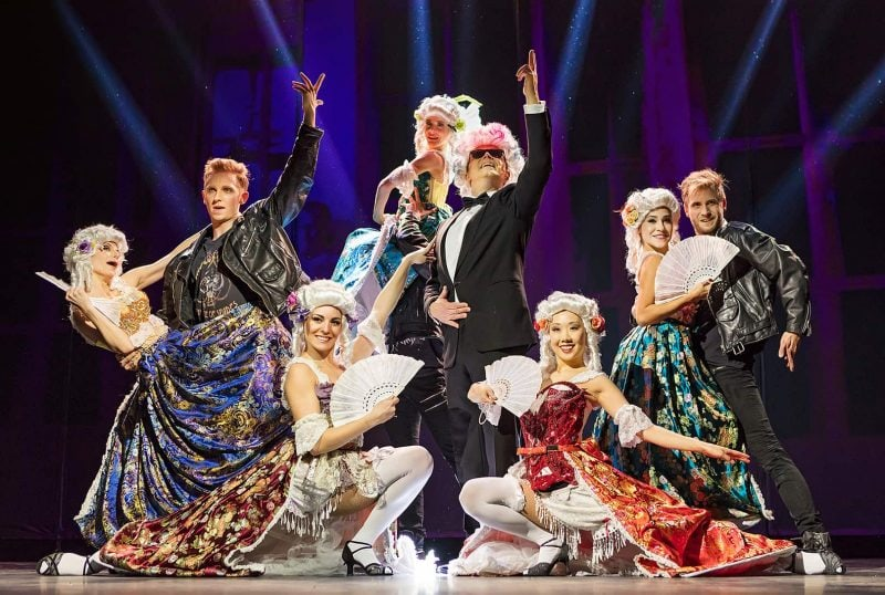 "Hommage an ein Musikgenie ""FALCO - Das Musical"" am 10. Februar 2019 im Audimax Regensburg"