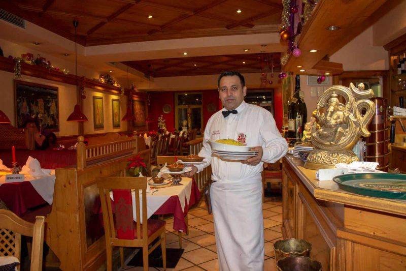 """Speisen wie ein Maharadscha Im indischen Restaurant """"Ganesha"""" im Herzen der Regensburger Altstadt"""