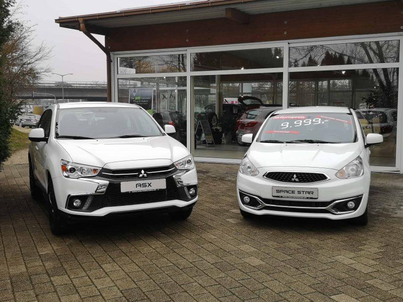 """Schnäppchenzeit  bei Auto-Landsmann Exklusiv der Mitsubishi """"Polar limited"""" für unter 10.000 Euro!"""