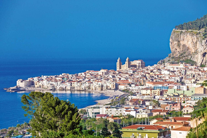 Sizilien und Kalabrien mit Sammüller im Frühjahr entdecken Die südlichsten Regionen Italiens erleben