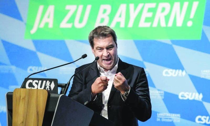 Im großen Blizz-Interview erklärt er, was er jetzt alles vorhat Ministerpräsident Dr. Markus Söder spricht über seine Pläne!