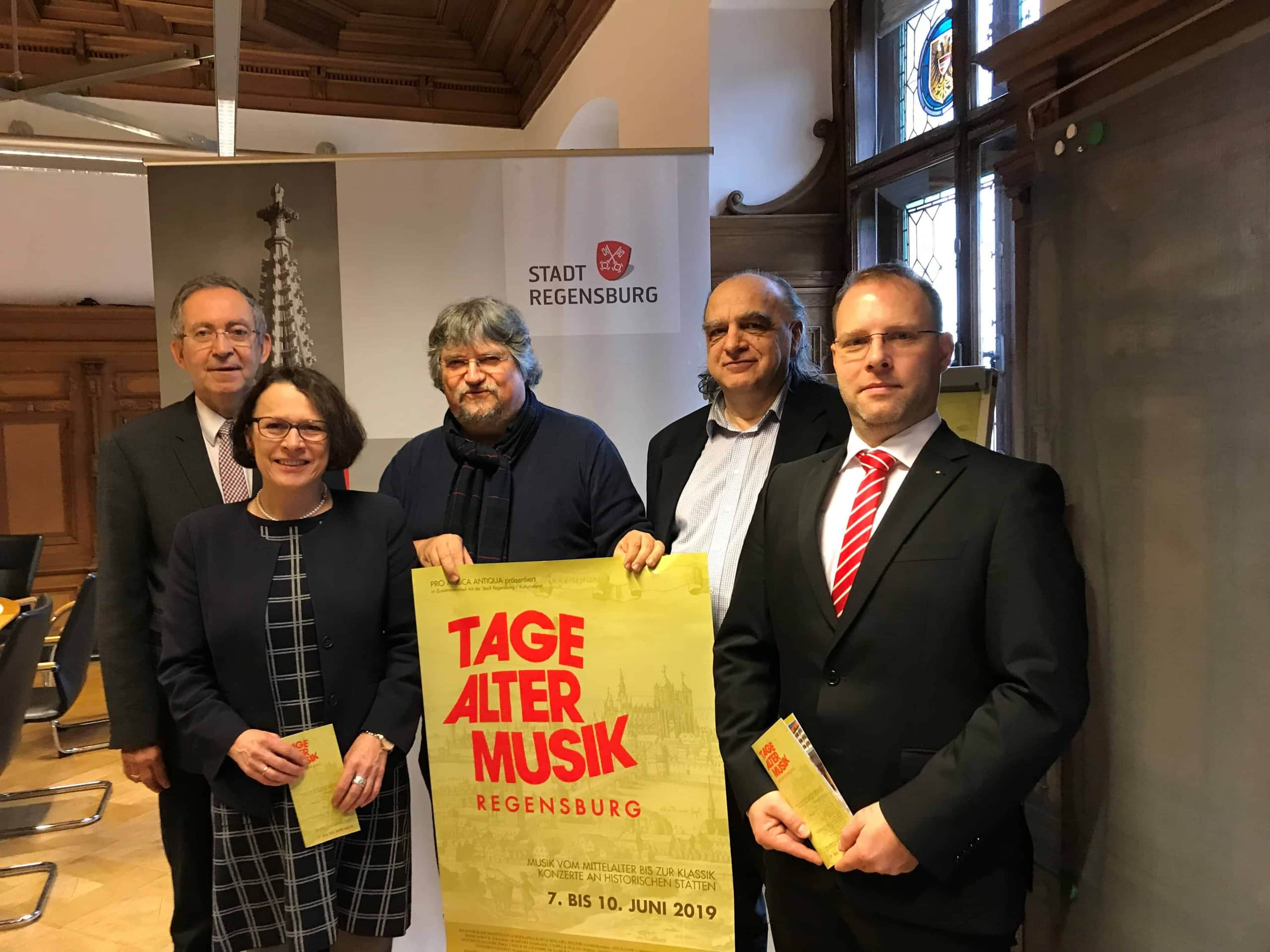 Tage Alter Musik 2019: Großartiges Programm Vorverkauf läuft