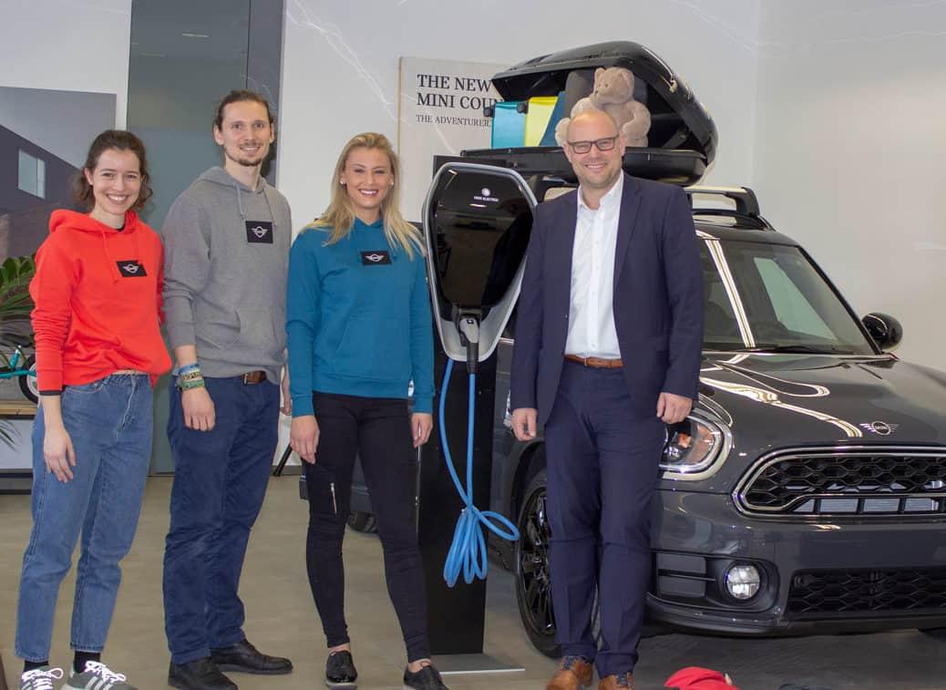 Die neue Welt von MINI Regensburg: Autohaus Hofmann eröffnet für zwei Monate einen PopUp-Store im Donau-Einkaufszentrum