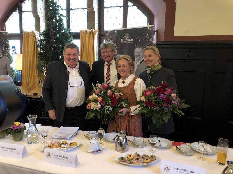 Bischofshof am Dom Ära Schmalhofer endet zum 1. Oktober