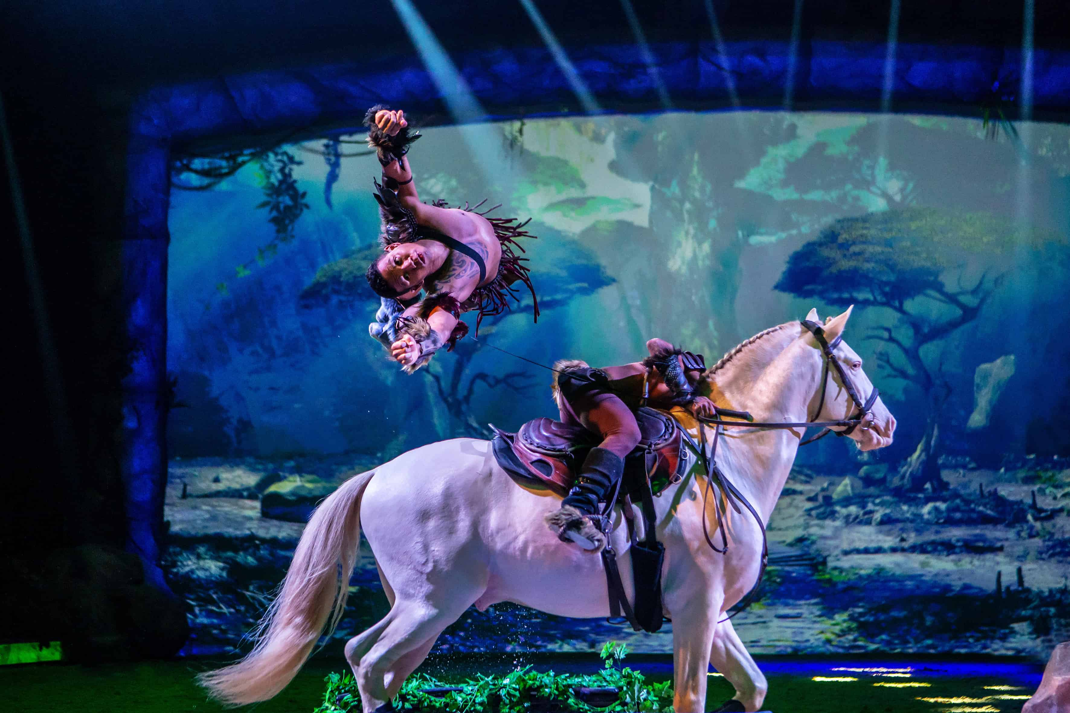 Cavalluna - Welt der Fantasie @ Olympiahalle München | München | Bayern | Deutschland