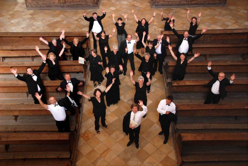 """""""In aeternum"""" Musik zum Lobe Gottes Collegium musicum am 13. Januar in St. Albertus Magnus"""