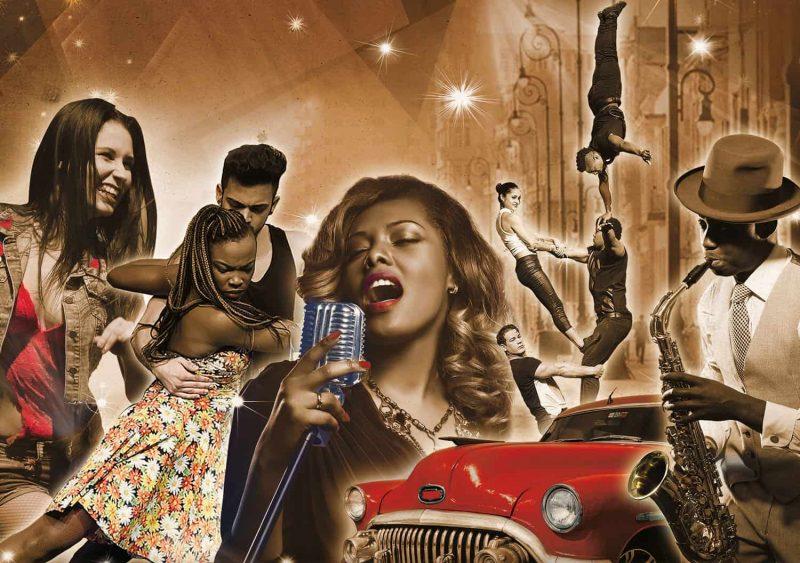 """Tanz-Musical der Weltklasse """"Havanna Nights"""" - am 20. Februar ab 20 Uhr im Regensburger Audimax"""
