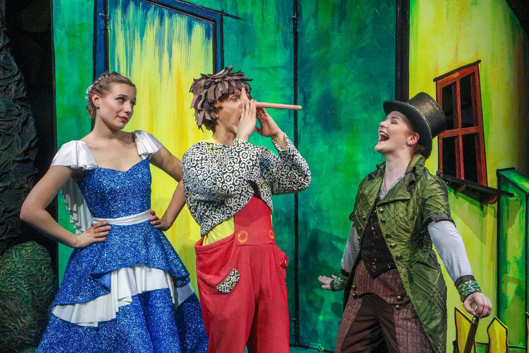 """Pinocchio - das Musical"" @ Auditorium Maximum Regensburg | Regensburg | Bayern | Deutschland"