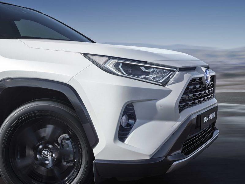 Neuzugang für Toyota-Flotte Den neuen RAV4 ab Samstag im Autohaus Platzer testen und erleben