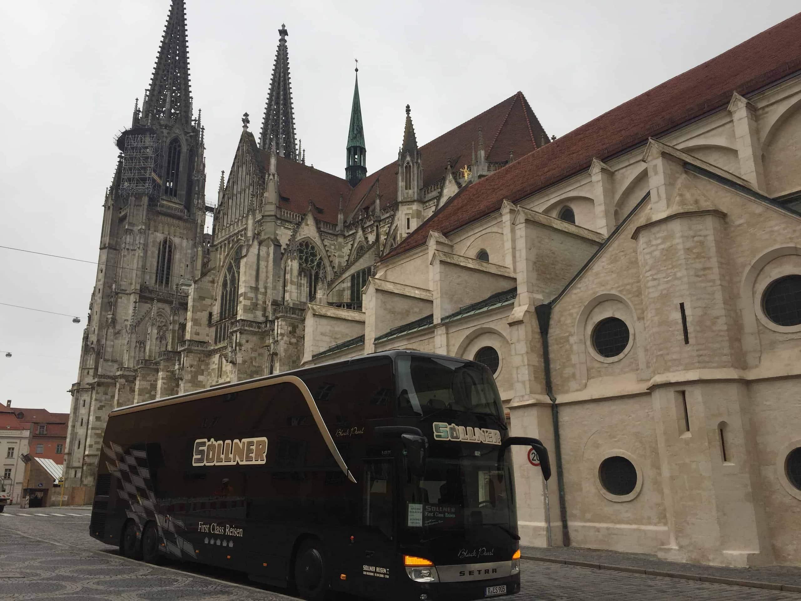 Entspannt Europa entdecken mit Söllner Regensburger Reiseunternehmen hat auch 2019 viele abwechslungsreiche Fahrten parat