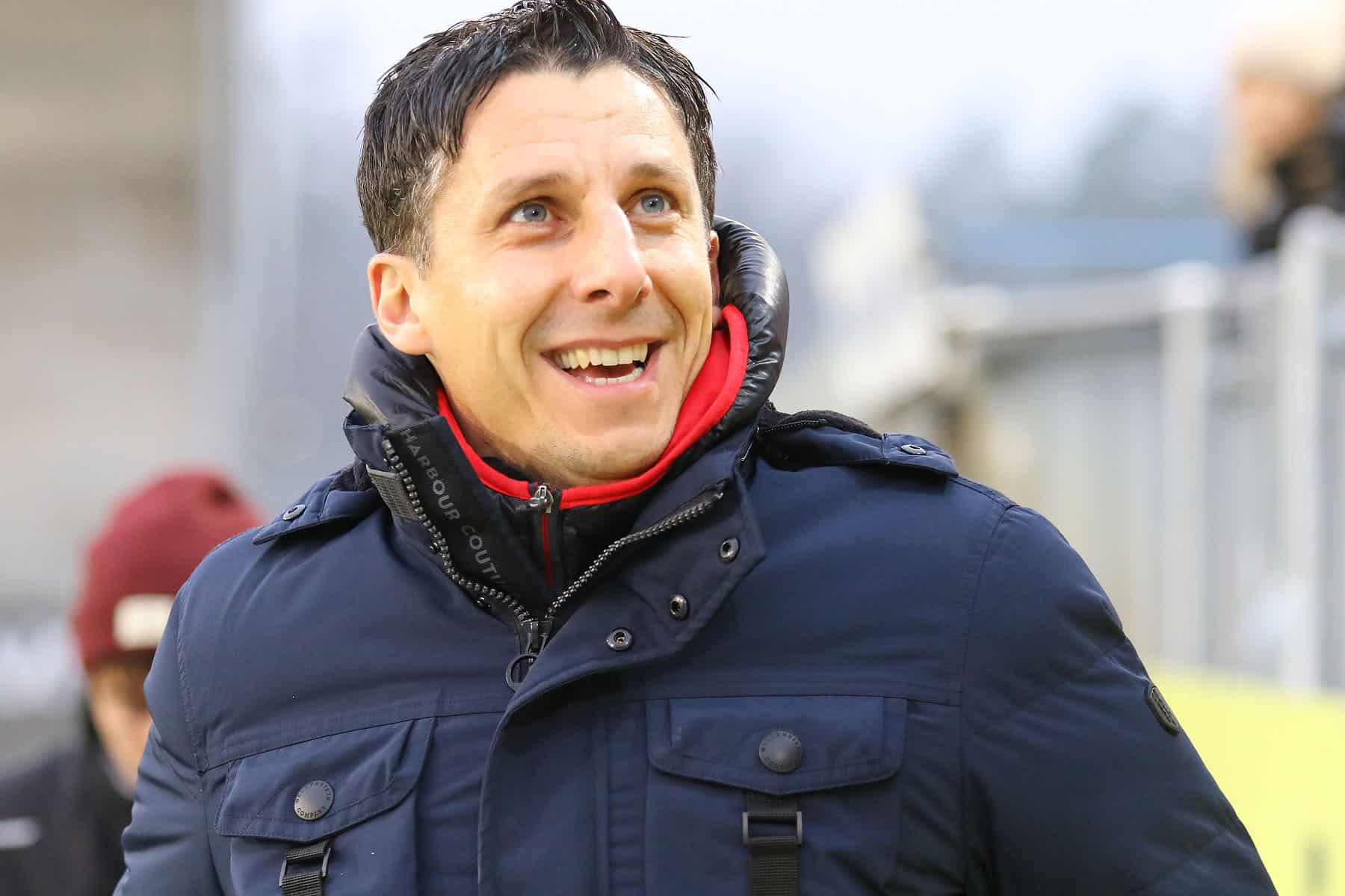 """""""Ein komplett gesunder Club"""" Dr. Christian Keller blickt auf das Jahn-Jahr 2018 zurück"""
