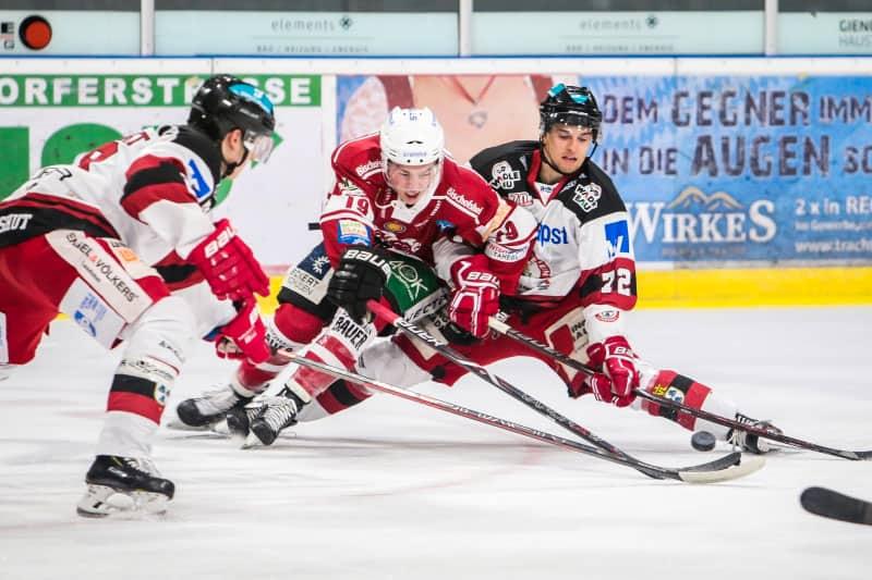 Eisbären binden Riesentalent Eishockey: Constantin Ontl verlängert in Regensburg frühzeitig bis 2022