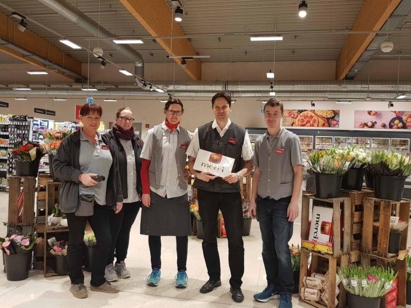 REWE in Tegernheim erstrahlt in neuem Glanz Neueröffnung nach Umbau