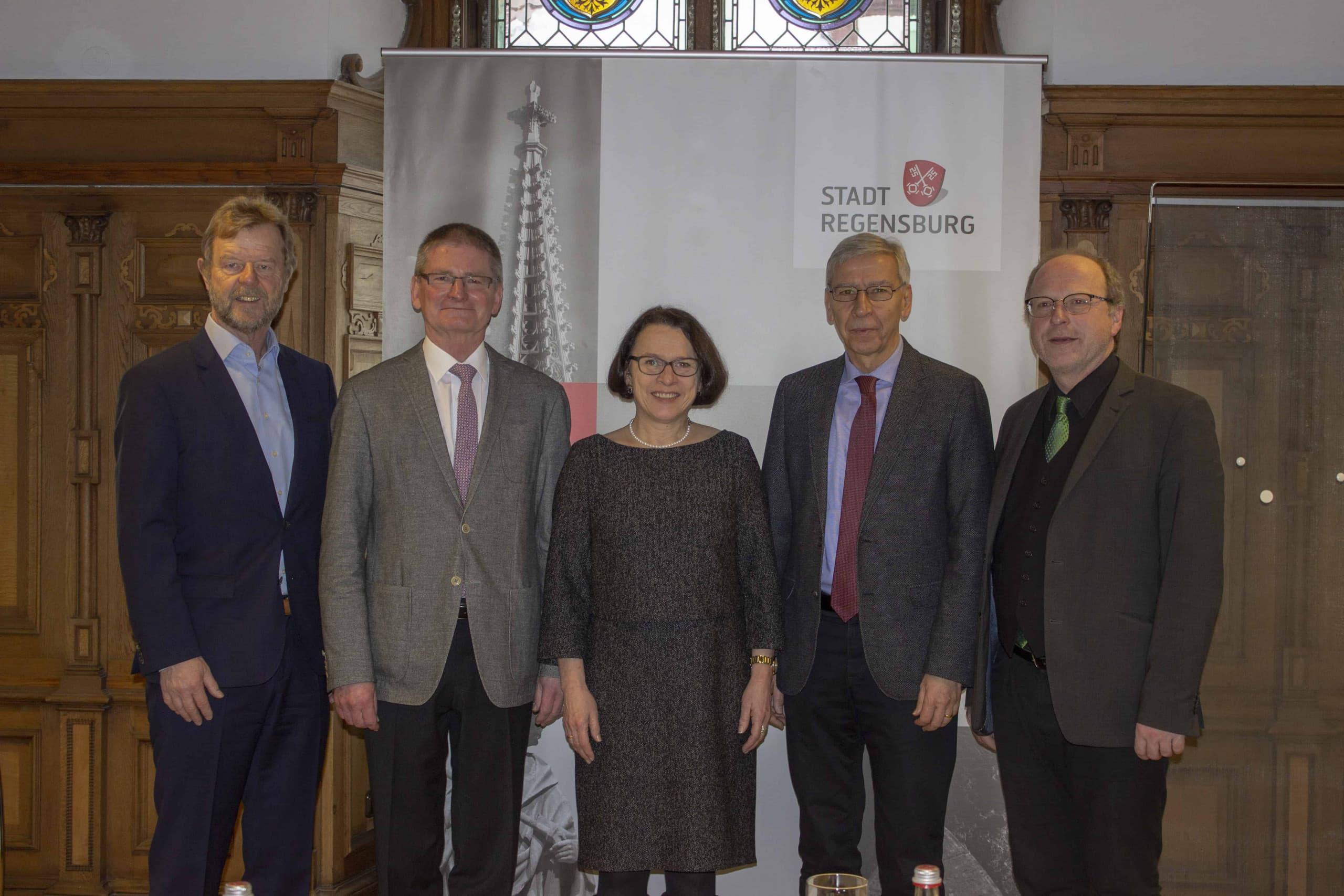 Regensburger Preis für Frauen in Wissenschaft und Kunst Es wird Zeit für mehr Professorinnen