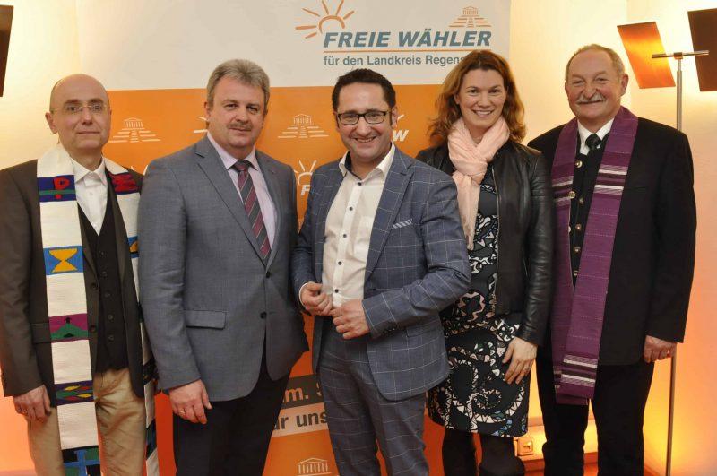 MdL Tobias Gotthardt eröffnet Bürgerbüro in Kallmünz Freie Wähler bieten Anlaufstelle für Probleme und Anregungen