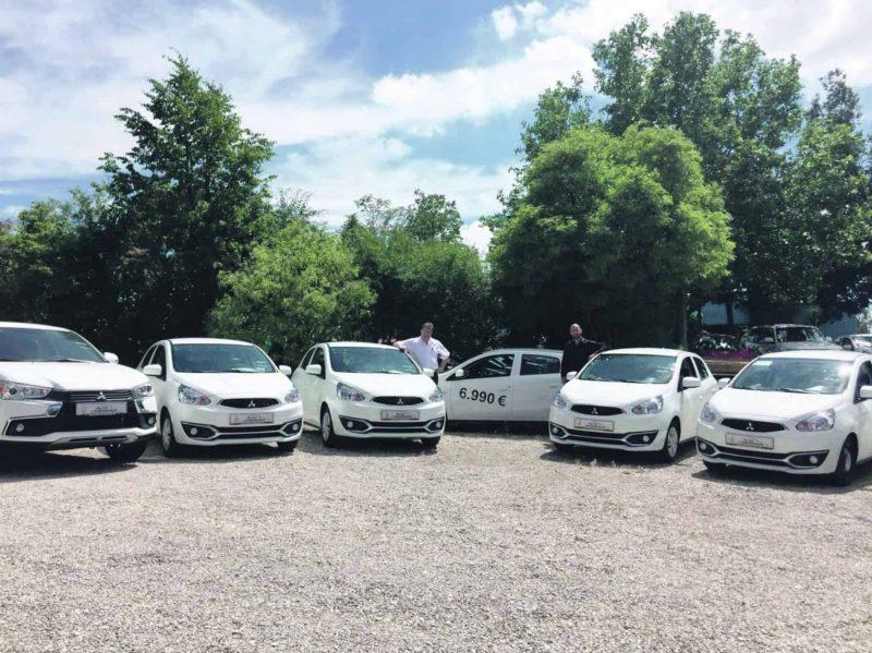 """Hammerangebote bei Auto Landsmann in Regensburg """"Fast-Start 2019"""" bei Auto-Landsmann in Regensburg"""