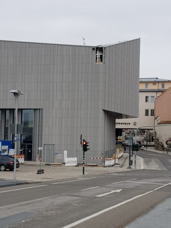 Blizz Leserreporter Museum der Bayern schon kaputt?