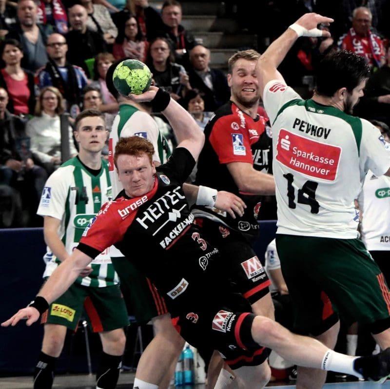 Blizz Leserreporter Handball: HC Erlangen mit großer Moral zum Punktgewinn