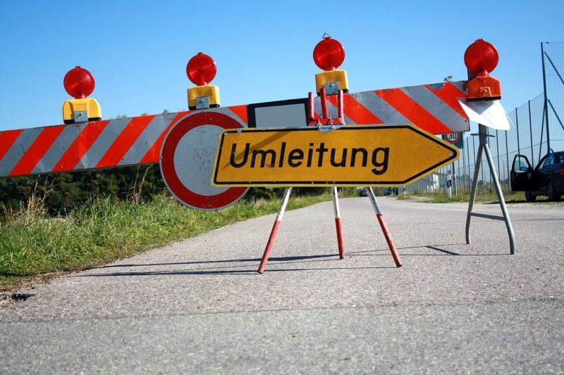A3 Ausbau geht weiter Brücke Augsburger Straße bis Ende 2020 gesperrt