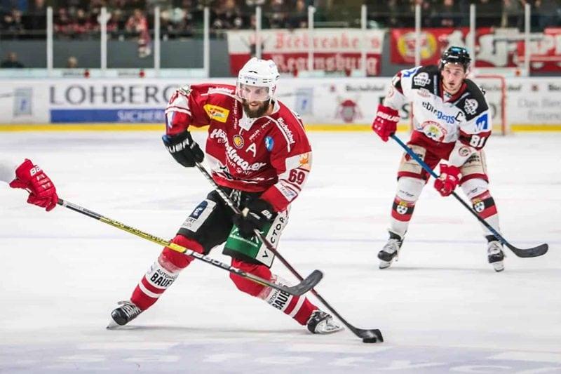 Eishockey: Alle Infos zu den anstehenden Playoffs in der Oberliga Jetzt wird's ernst für die Eisbären Regensburg