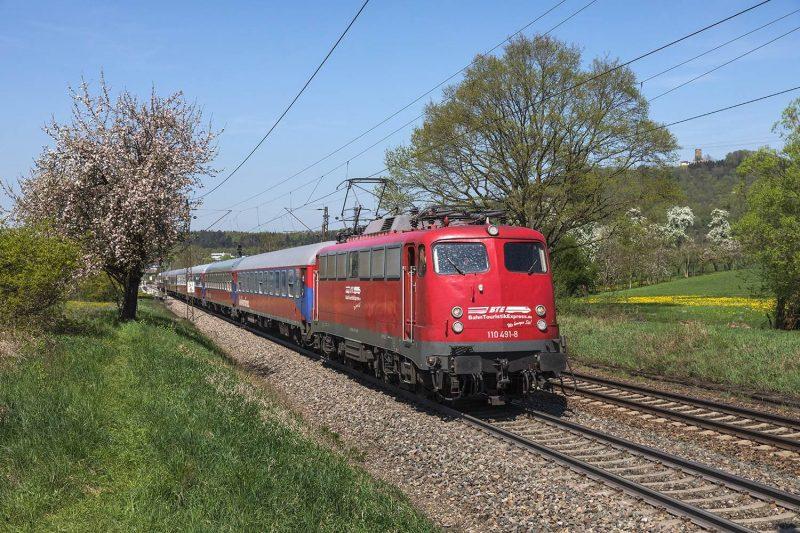 Alpen-Panorama-Rundfahrt mit 15. Hochfranken-Express nach Kitzbühel & Zell am See Ausflug mit der Eisenbahn