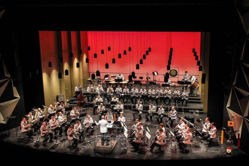 Das Heeresmusikkorps Veitshöchheim kommt für ein Benefizkonzert nach Regensburg Eine Idee und seine Folgen