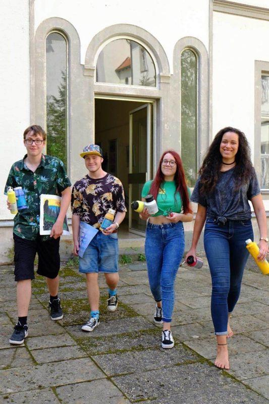 Ab 2019/20 im Kloster Pielenhofen Neue Herder-Fachoberschule für Gestaltung