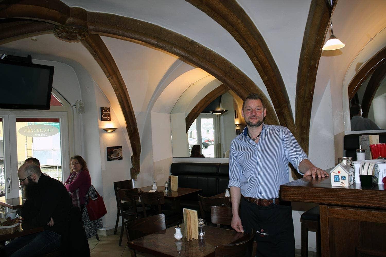 """""""La Chapelle"""" am Alten Kornmarkt: Dinieren im historischen Ambiente Kleines, aber feines Juwel"""