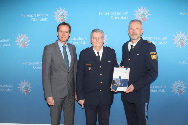 Polizei präsentiert Sicherheitsbericht 2018 Mehr Drogen und mehr Gewalt in der Oberpfalz