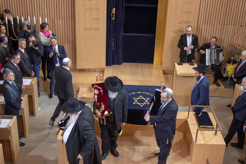 Jüdische Gemeinde in Regensburg bekommt eine neue Synagoge Ein Tag für die Geschichtsbücher
