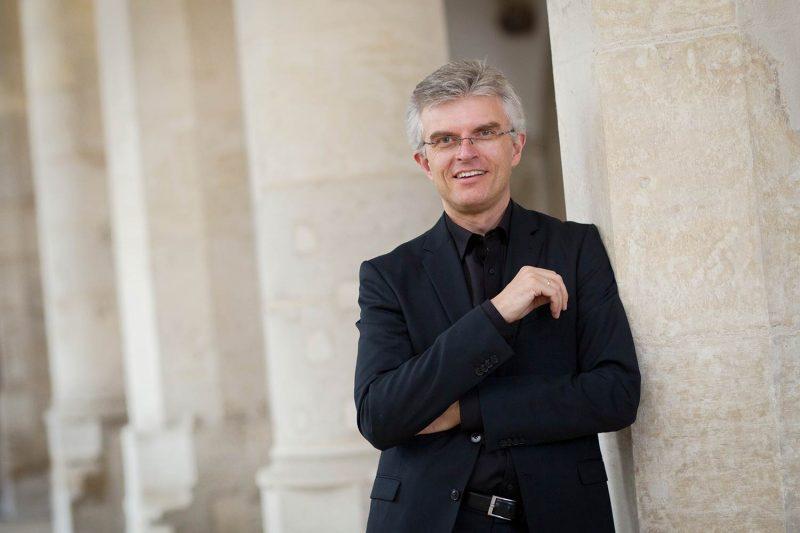 Neuer Chef der Regensburger Domspatzen Bistum beruft Christian Heiß zum neuen Domkapellmeister