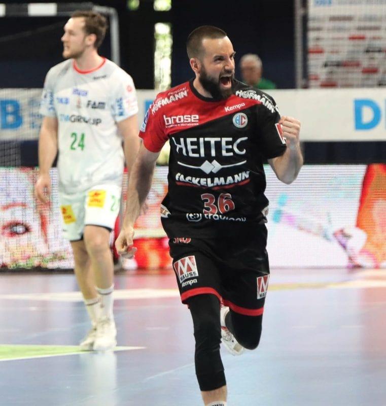 Blizz Leserreporter Handball-Bundesliga: HC Erlangen bezwingt SC Magdeburg