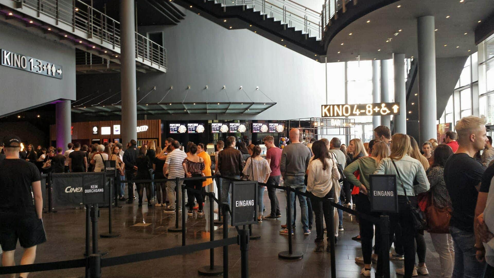 Cinemaxx Regensburg Star Wars