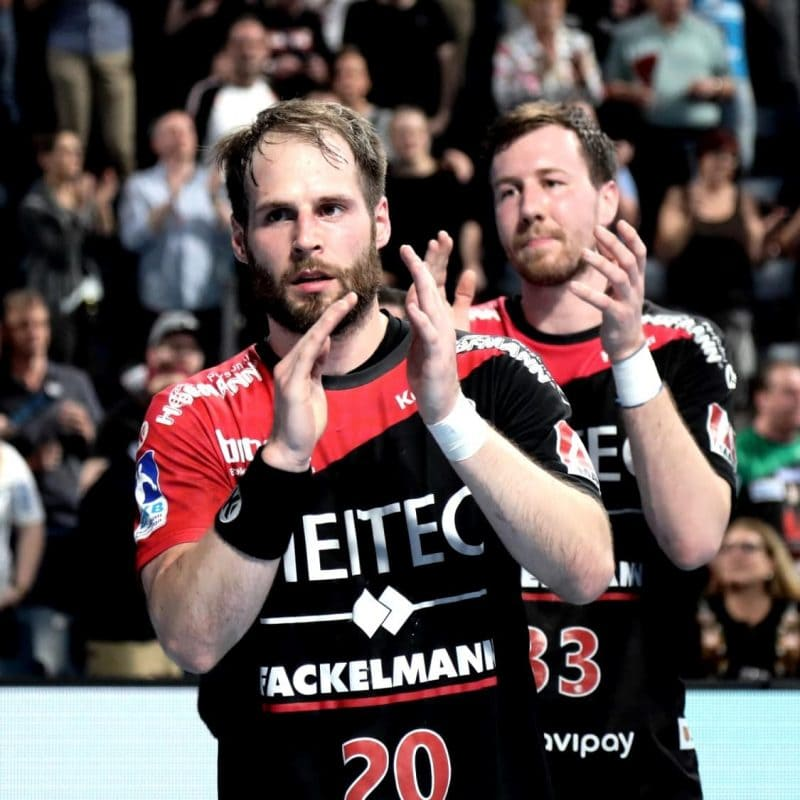 Blizz Leserreporter Handball: HC Erlangen bezwingt den VfL Gummersbach