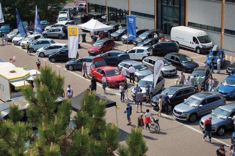 4. und 5. Mai 2019: Autoschau im Gewerbepark Regensburg Alles rund ums Auto und vieles mehr