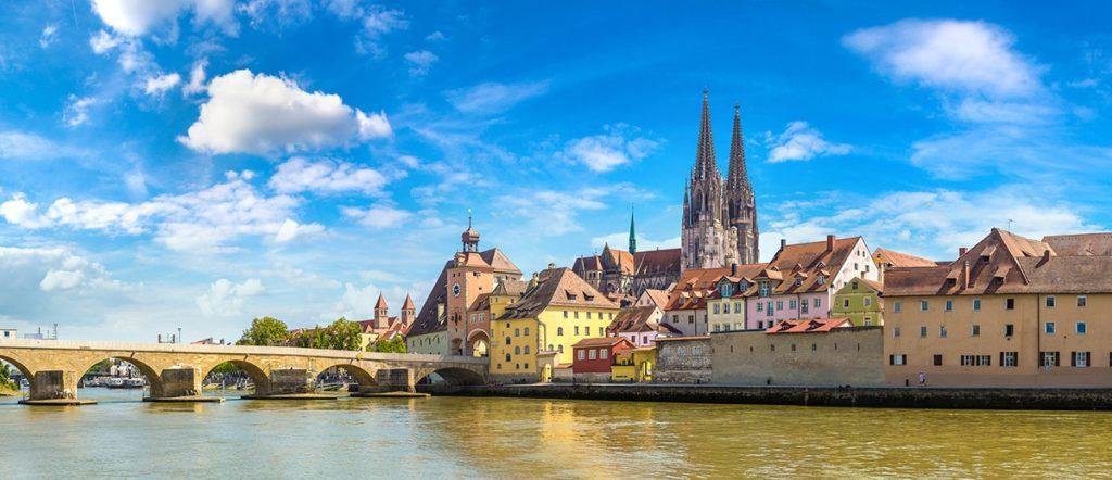 Führung für Individualgäste: Regensburg - das Welterbe erleben Vorlesen @ Besucherzentrum Welterbe im Salzstadel | Regensburg | Bayern | Deutschland