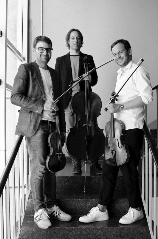"""Ensemble verbindet höchste künstlerische Ansprüche mit erlesener Programmatik """"Trio Danuvius"""" zu Gast in Regensburg"""