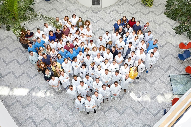 Das University Cancer Center Regensburg (UCC-R) als Teil des Comprehensive Cancer Center Ostbayern (CCCO) gibt Auskunft Moderne Krebstherapie in Ostbayern