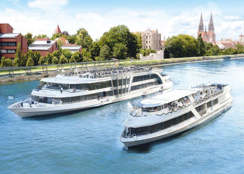 Donauschifffahrt Wurm & Noé startet in Regensburg in die neue Saison Unvergessliche Ausflüge