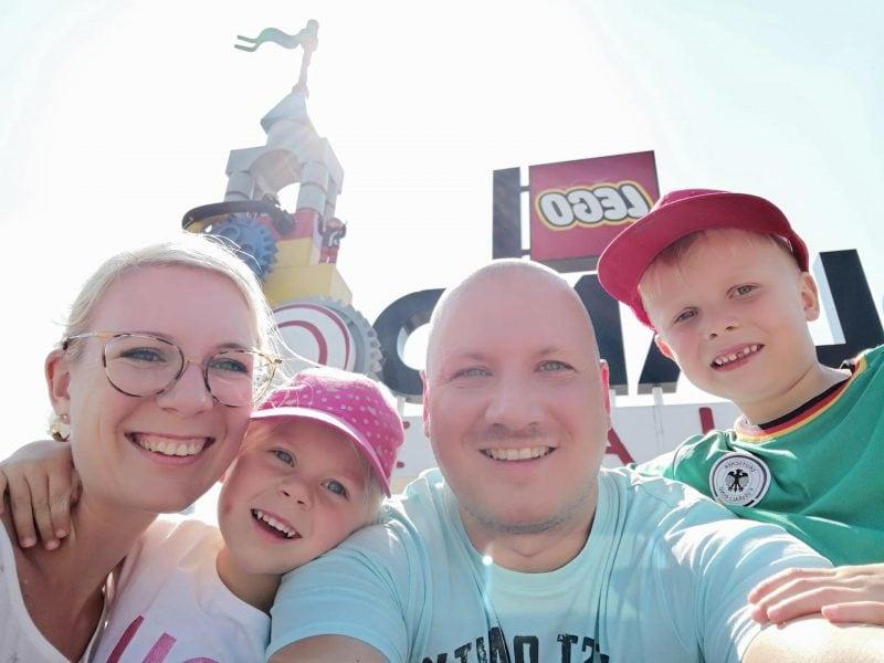 Am Stau vorbeifahren: Familie Knöpfle testet Familienausflug nach Günzburg Entspannt mit dem agilis-Zug in die Ferien