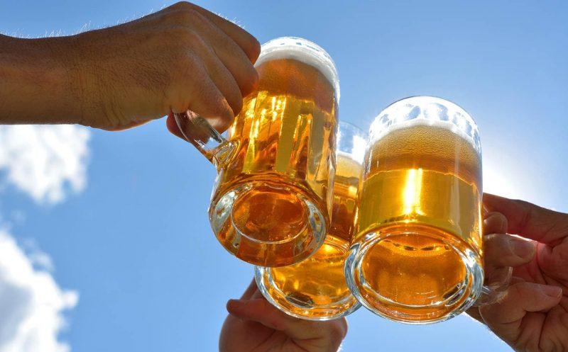 Zwei Bierfeste große stehen am Wochenende zur Auswahl