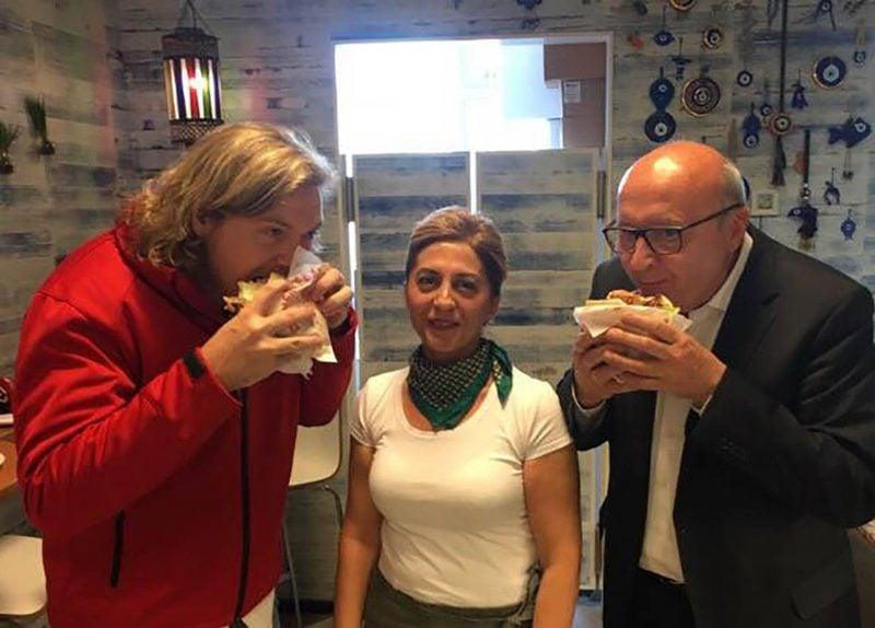 Leckerschmecker: In Abensberg gibt es verrückte kulinarische Kreationen Döner macht Spargel schöner