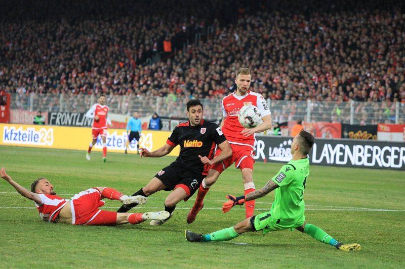 Jahn Regensburg trifft am Ostersonntag auf 1. FC Magdeburg Jahn, mach's nochmal so wie bei Union!