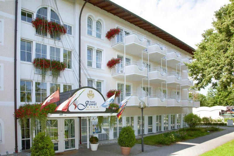 """Hotel Juwel in Bad Füssing """"All-inklusive""""-Angebote und Erholung pur"""