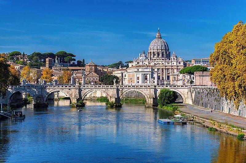 Mit dem Nittendorfer Reiseveranstalter Sammüller in die Hauptstadt Italiens Alle Wege führen nach Rom