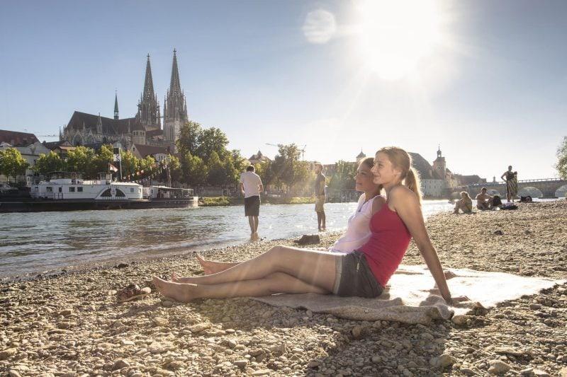 "Regensburg hat seinen ""Titel"" als deutsche Single-Hauptstadt erneut verteidigt Regensburg: Auch 2019 Deutschlands Single-Hauptstadt"
