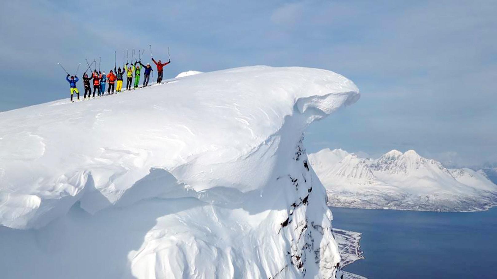 Blizz Leserreporter Skifahren in Kanada: Infoabend am 7. April