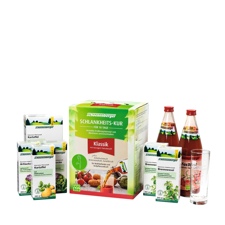 Schlankheits-Kur erhältlich bei Reformhaus Vilsmeier im Donau-Einkaufszentrum Regensburg Mit Pflanzenkraft zum Wohlfühl-Ich